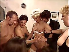 bröllop orgien