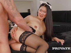 Asiatiska Maid Katana