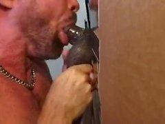 Black Dick Busts 5X at Philadelphia Gloryholes