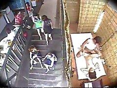 Spycam Sexo Massagem em Beach Club 3