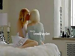 Schwedisch blonden Lesben zu machen wahrer Liebe