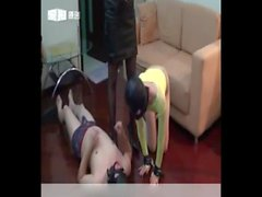 dom chinese girl whips clamps beats trains husband wife