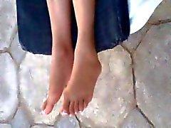 arapca seksi ayaklar . lezzetli