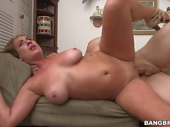 Skyler Luv Sucks And Fucks Big Cock