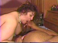 Jan B и толстушка подруга пользуются некоторым BBC