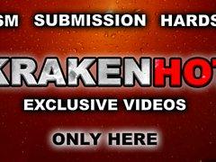 Video Voyeur de uma mulher madura nu ao ar livre - Krakenhot