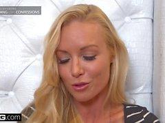 BANG Confessions:Kayden Kross sexy lap dance
