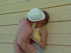Leena Asia Carrera Tom Byron in classic xxx scene