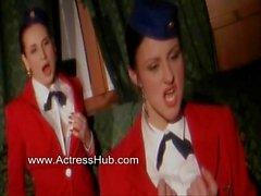 Gefickt Air Lines Mädchen