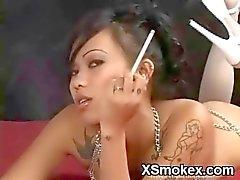 Croccanti Gallone Fumo Sesso Hungry