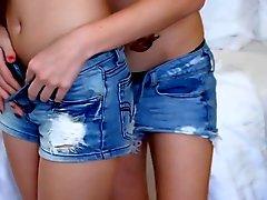 des lesbiennes fasciné
