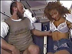 Blowjob sur avion
