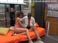marina de Topa amatoriale italienne couple italo amateur de
