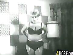 Millésime vidéo d'un à dénuder
