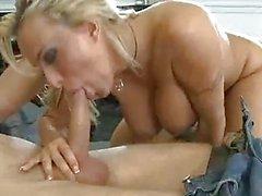 Holy Halston Blonde Glory Hole J...