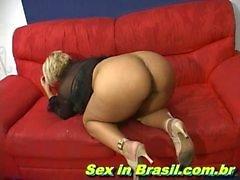 Monalisa Coroa от Sao Paulo одна милф Блондинка Бразилия большой задницы