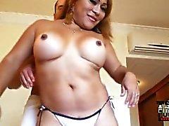 Мексиканская транссексуал Тоня трахается по TSFucker