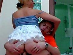 moeder en jongen