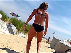 Candido de la playa Biquini Asno Culos el oeste de Michigan Botín australianos