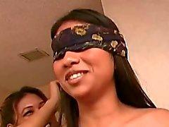 Deux vagins de Philippine se faire exploitées