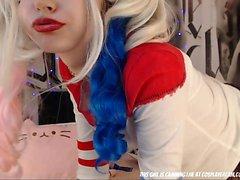 L'un des meilleurs Cosplayers Harley Quinn J'ai vu ..