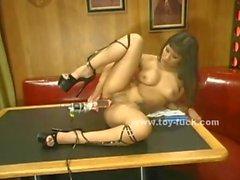 prostitución indonesia masturbándose