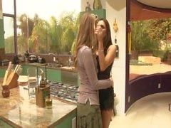 La vida secreta de un Lesbianas - Escena 1