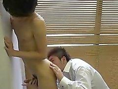Japonlar twink ass ağız kenarlı