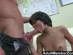 AdultMemberZone - Jenna Moretti's casting for webcam.