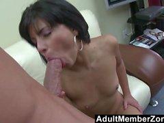 AdultMemberZone - Jenna Morettis Casting für Webcam.