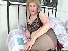 De la abuela no te dijo sobre su apego el masturbation