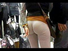 Culazo de calza blanca argentinisch