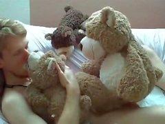 jerkvid urso de peluche sexo