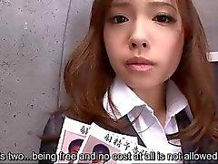 Subtítulos - belleza japonesa Aiko Hirose en el que
