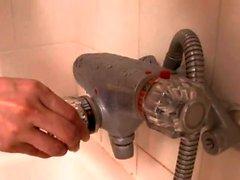 Японская любительская ванная Blowjob часть 3