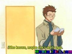 Birichino omosessuale Anime di ottenere il suo stronzo scopare