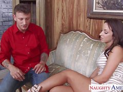 Rich babe Jada Stevens gets nailed