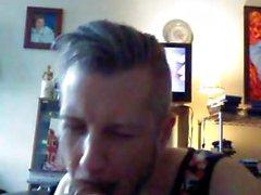 Sunday afternoon w str8 Mark: 69 & an ass fucking