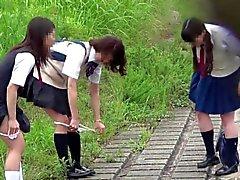 【 Япония 】 мочился выглядывает идентификационные данные ингибиторов протеазы школьницей милой
