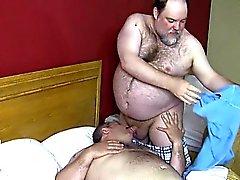 Morning Bear Daddy Fuck