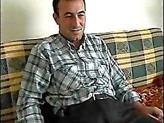 el papá de Turquía oso de a Hasan