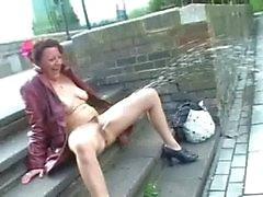 Untern Rock geschaut öffentlich Masturbation und nackte Außen blink uk reifer Amateur