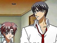 Un relato de Hentai gays universidad