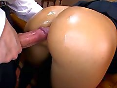 Sexy Schoolgirl knullas av sina lärare ( GZH )