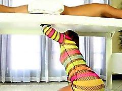 Sant massage- från ensam glamouren