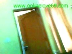 Bangladeshin tyttö Nidhi juuri naimisiin wid Punaisia Riipukset - onlinelove69