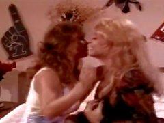Ashlyn Geren Bionca Ninan Hartley vuonna lesbot rakastella kuuma Classic xxx kolmen kimppa