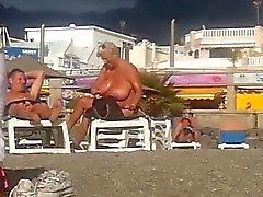 ŞİŞMAN GÜZEL KADINLAR plaj
