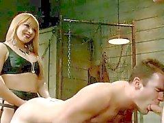 : - Een goede seksuele vernedering van MIJN SISSY MALE - : ukmike video