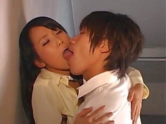 Japanische Zungenküsse 1